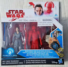 Star Wars Last Jedi Action Figures Two Packs Assortment Force Link Hasbro New