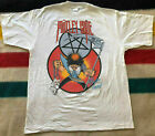 RARE!! NEW T SHIRT TOP 1985 Motley Crue Theatre of Pain World Tour S-4XL FF2130 image