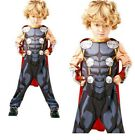 Thor Infinity War Toddler Costume -  Marvel Fancy Dress For Book Week Kids