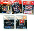 Astros 2019 Post Season Pin Choice AL Champs World Series Houston I Was There on Ebay