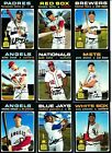 2020 Topps Heritage - SP SHORTPRINTS #s 401-500 - U Pick From ListBaseball Cards - 213