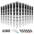 Golf Grips Midsize 13 Multi Compound Cord 6 Colors Optional Golf Club Grips
