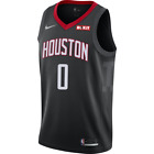 Houston Rockets - Russell Westbrook Nike Sponsor Patch Swingman Statement Jersey on eBay