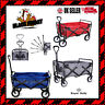More images of Garden Trolley Pull-along Heavy Duty Foldable Cart Camping Fishing Park Pinic UK