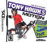Tony Hawk's Motion (Nintendo DS *CASE & MANUAL ONLY* NO GAME