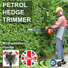 More images of Petrol Hedge Trimmer 60cm / 22cc Hedge cutter KIAM 2-Stroke - weighs just 5.8kg