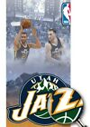 Utah Jazz Cornhole Wrap Decal NBA Sticker Smooth Surface Texture Single LS on eBay