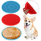 Sink Toy Bones Shower Grooming Pet Food Mat Silicone Dog Feeding Feeder Bowl