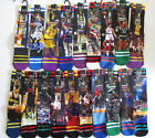 Stance NBA Legends Socks Mens L/XL NWT Ewing Shaq Rodman Kemp Run TMC + More on eBay