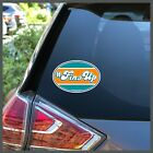 NFL Miami Dolphins #FinsUp Bumper Sticker Decal or Car Magnet $11.95 USD on eBay