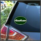 NFL New York New Jersey Jets #TakeFlight Bumper Sticker Decal or Car Magnet $11.95 USD on eBay