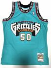 Bryant Reeves Vancouver Grizzlies Mitchell & Ness Teal Swingman Jersey NBA
