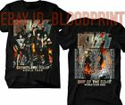 KISS T-shirt End Of The Road World Tour 2020 Leg 5 - 8 Complete Dates Full size image