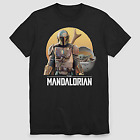 Star Wars The Mandalorian Black Graphic T-Shirt - Choose size! Best Deal! $16.95 USD on eBay