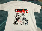 Vintage 1990s The Cramps Flame Job Black T-shirt Unisex S-234XL ZN043 $19.94 USD on eBay