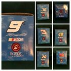 ASSORTED BOYDS COLLECTION -  NASCAR TOOLBOX TREASURE BOXES - YOU CHOOSE!