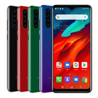 "Blackview A80 Pro Smartphone 4680mah 6.49"" Waterdrop 4gb+64gb Unlocked Face Id"