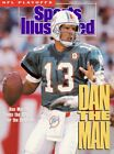 DAN MARINO MIAMI DOLPHINS Sports Illustrated Cover Poster Wall Print (2 Sizes) $20.0 USD on eBay
