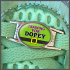 RunDisney Training For Dopey 48.6 Shoelace Shoe Charm or Zipper Pull