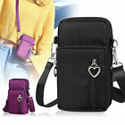 Mini Cross-body Cell Phone Bag Shoulder Strap Wallet Pouch Bag Purse image