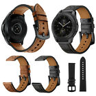 Replacement Leather Wrist Band For Samsung Galaxy Watch SM-R800 Gear S3 Frontier image