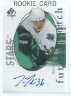 Dallas STARS - Auto RC GU Jersey Patches Inserts Rookies RPA - U-PickIce Hockey Cards - 216