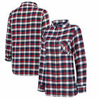 Boston Red Sox Concepts Sport Women's Plus Size Piedmont Flannel Nightshirt - on Ebay