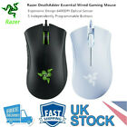 Razer DeathAdder Essential 6400DPI PC Gaming Mouse Gamer Mice Optical Ergonomic
