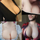 Внешний вид - IMI Silicone Breast Plate Realistic Fake Boobs Tits Breast Forms Crossdresser