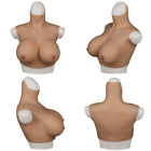 IMI Food Grade Silicone Breast Forms Gel Filler Fake Boobs For Crossdresser