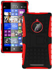 NEW GRENADE GRIP RUGGED TPU SKIN HARD CASE COVER STAND FOR NOKIA LUMIA 830 PHONE