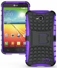 NEW GRENADE GRIP RUGGED TPU SKIN HARD CASE COVER STAND FOR LG OPTIMUS L70 PHONE