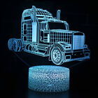 3D Illusion Car LED Night Light Colour Changing Touch Table Desk Mood Lamp Gifts