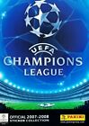2007 / 2008 PANINI UEFA Champions League FOILS & BEST PLAYERS PICK ANY STICKERSoccer Cards - 183444