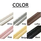 3d Self-adhesive Wall Sticker Molding Skirting Lines Mural Border Home Decors Us