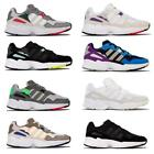 Mens adidas originals Yung-96 Lightweight Cushioned Breathable Trainers in Multi