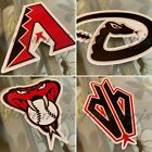 Arizona Diamondbacks Baseball Team Logo MLB Sticker Decal Vinyl #RattleOn