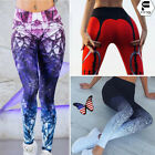 Womens Sports YOGA Workout Gym Fitness Leggings Pants Athletic Clothes Bottoms