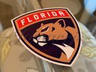 Florida Panthers Hockey Team Logo NHL Sticker Decal Vinyl #FlaPanthers $4.49 USD on eBay