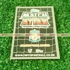 11/12 EXTRA NEW SIGNING MANAGER CARD MATCH ATTAX 2011 2012 BASE