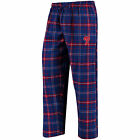 Philadelphia Phillies Concepts Sport Ultimate Plaid Flannel Pants - Royal/Red on Ebay