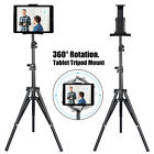 Adjustable Tripod Stand Foldable Height Mount Holder For Cell Phone Tablet iPad
