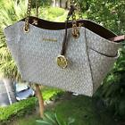 Kyпить Michael Kors Women Leather Shoulder Tote Handbag Purse Satchel Messenger Bag MK на еВаy.соm