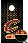 Cleveland Cavaliers Cornhole Wrap NBA Decal Sticker Surface Texture Single W52 on eBay