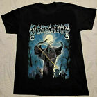 Dissection Metal Band Logo Cotton Black Unisex All Size T-shirt ZN159 image