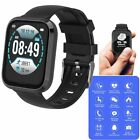 Men Women Smart Watch Blood Pressure Heart Rate Monitor for IOS Android Phones blood Featured for heart men monitor pressure rate smart watch women