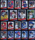 2020 Topps Big League Star Caricature Baseball Cards Complete Your Set U Pick on Ebay