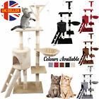 Cat Tree Climbing Scratching Large Deluxe Tower Post Kitten Activity Centre
