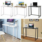 Folding Computer Desk Compact Home Laptop PC Study Table Foldable Gaming Desk