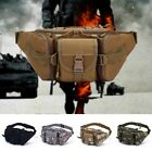 Tactical Fanny Pack For Men Waist Bag Military Hip Belt Outdoor Hiking Fishing